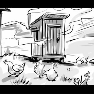Coop - Sauna