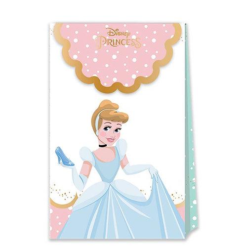 Disney True Princess paper party bags 6pack