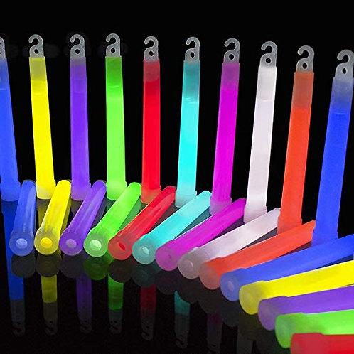 6 inch Glow Stix - 36 hr glowing time