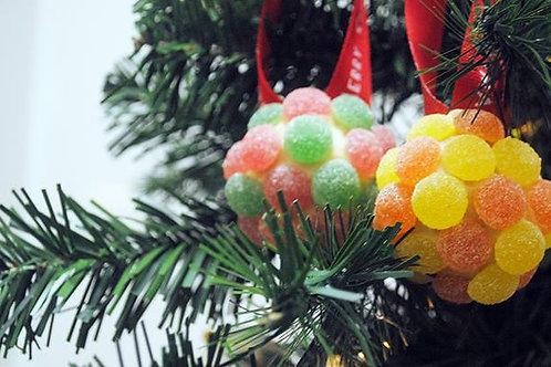 Edible Christmas baubles - Box 4