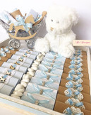 baby shower favor tray