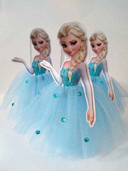 Frozen Elsa 40ml plastic Test tube sweet favor
