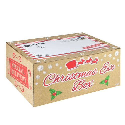 Santa & Reindeers Christmas Eve Box