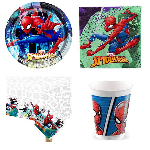 Spiderman Value Party Pack for 8