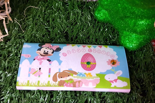 Minnie Mouse Milk Chocolate - 110g