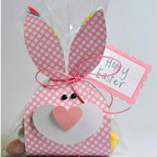 Easter Bunny sweet bag  - filled