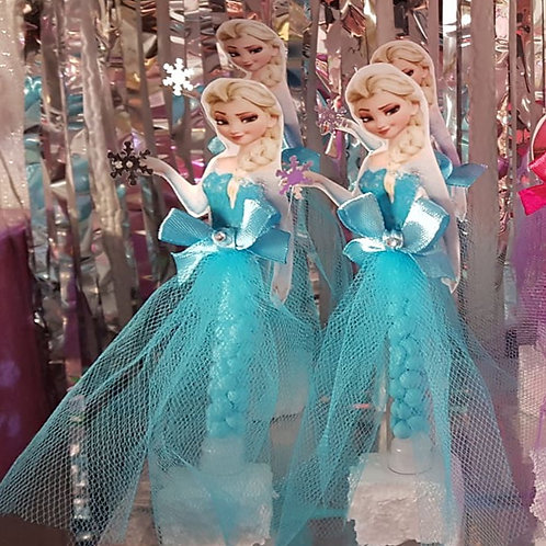 Disney Frozen Elsa Test tube millions sweet favor