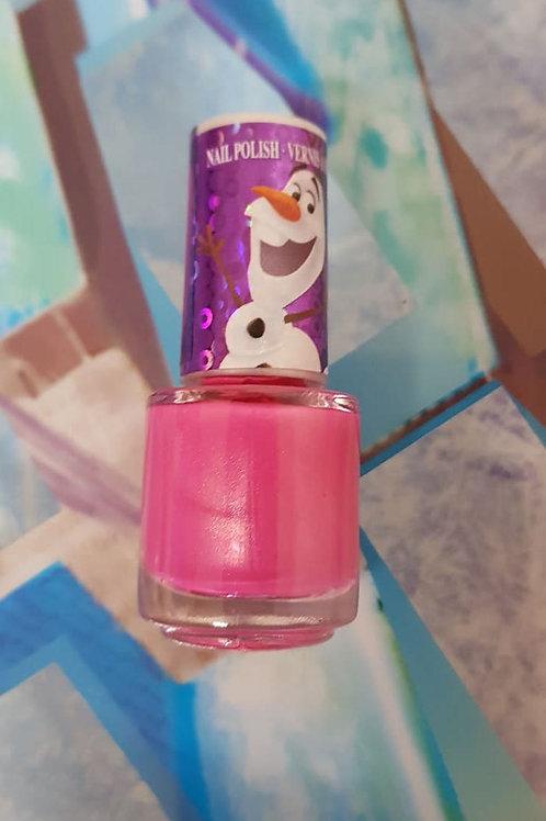 Disney Frozen OlafDelux nail polish
