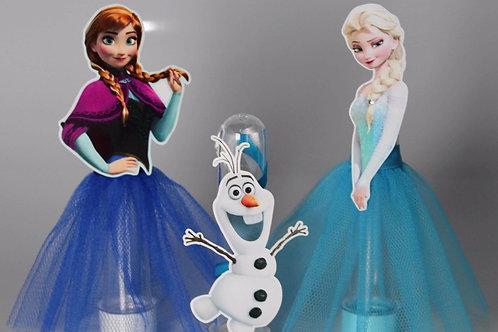 Disney Frozen 40ml plastic Test tube sweet favor - set 3