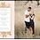 Thumbnail: Elegant Gold Leaf Photo Invite + envelopes