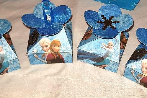 Disney Frozen Twist Sweet box - pack 4