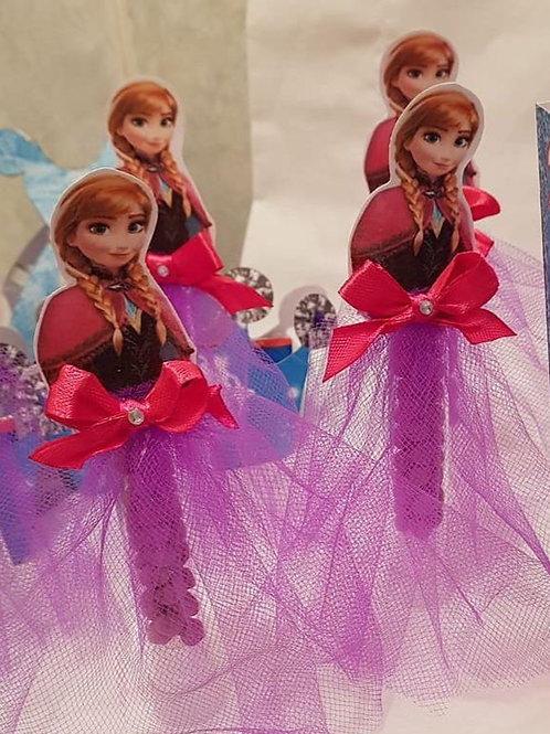 Disney Frozen Anna Test tube millions sweet favor