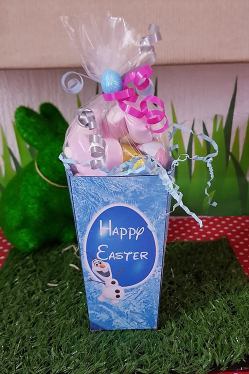 Disney Frozen Themed Easter Sweet box - filled