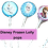 Thumbnail: Disney Frozen Swirl lolly pops - 6 pack