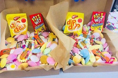 Movie night sweet treat medium  box pick n mix BUNDLE