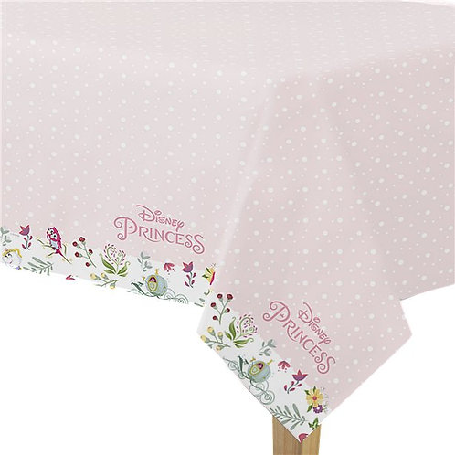 Disney True Princess Plastic Table cloth – 1.2m x 1.8m