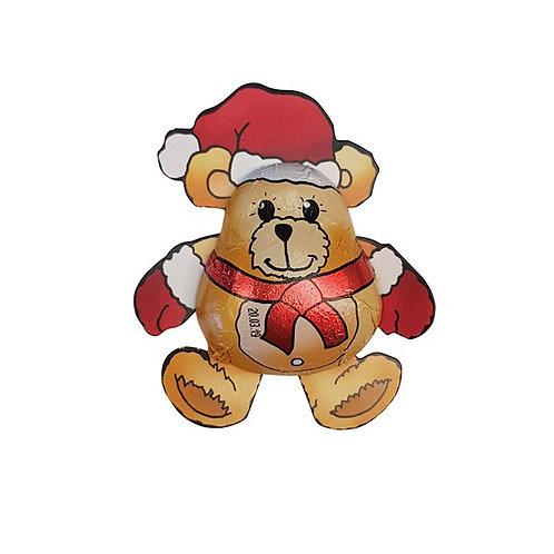 Christmas teddy Chocolate