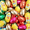 Thumbnail: Easter Egg shaped Sweet box – filled
