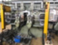 Modernisationprocess - UES