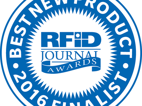 MonsoonRF's LANTERN™, All-In-One Hands-Free RFID Reader with LED Light, nominated as top 10 fina