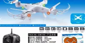 Full Function Remote Control Drone-Super RC