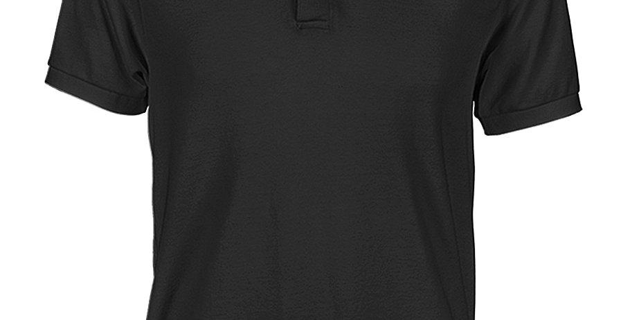 T-shirt Republic Black - Men's Premium Polo T shirt