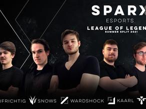 Neues League of Legends Team für die DACH Liga