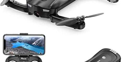 Potensic D18 Foldable Drone with 1080P FPV WiFi Camera for Adults