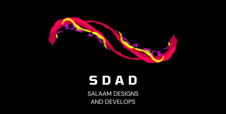 SALAAM DESIGNS AND DEVELOPS[GRAPHIC DESIGNER]