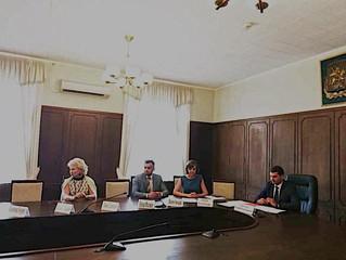 Проведено семінар для представників бізнесу Київської області на тему: «Як знайти бізнес-партнера в