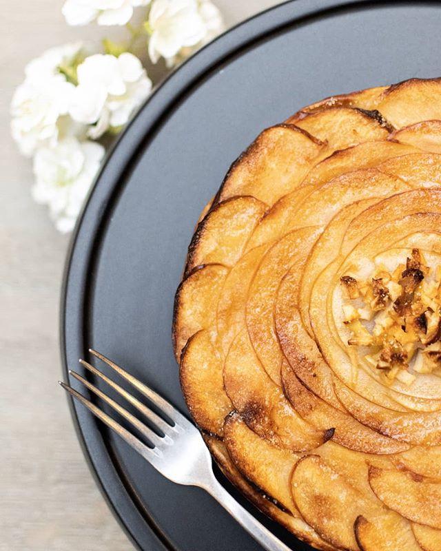 Tarte aux pommes Valériane Le meilleur pâtissier