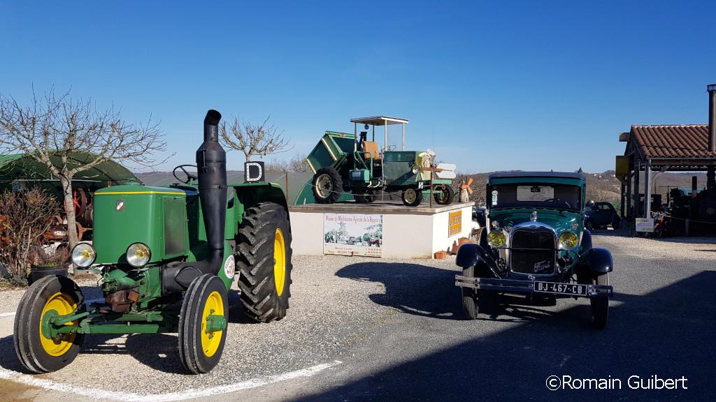 Musée Agricole & Automobile