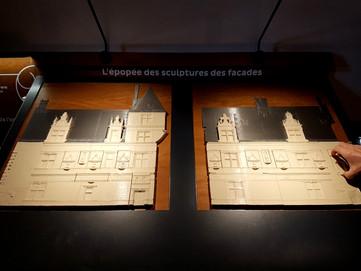L'épopée des sculptures de façades