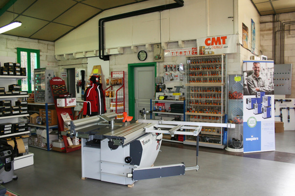 Lot Affutage - Le magasin