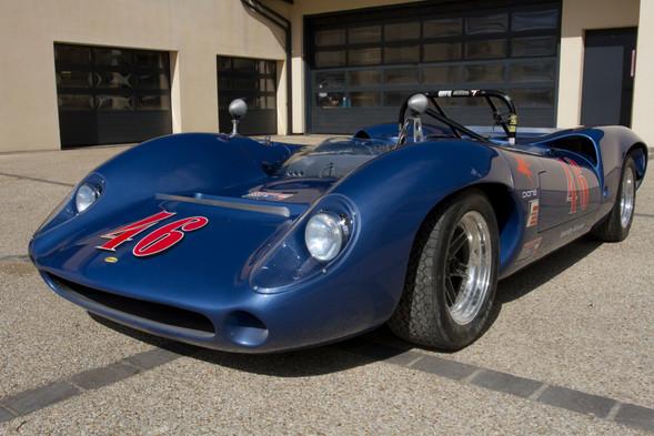 Lola T70 MKII Spyder 1966