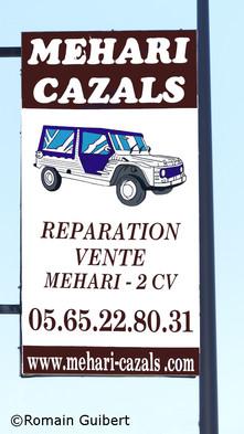 Méhari Cazals