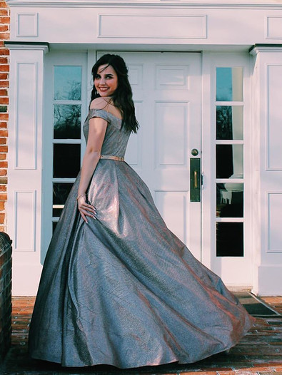 Beautiful Ellie Wilde Prom Dress