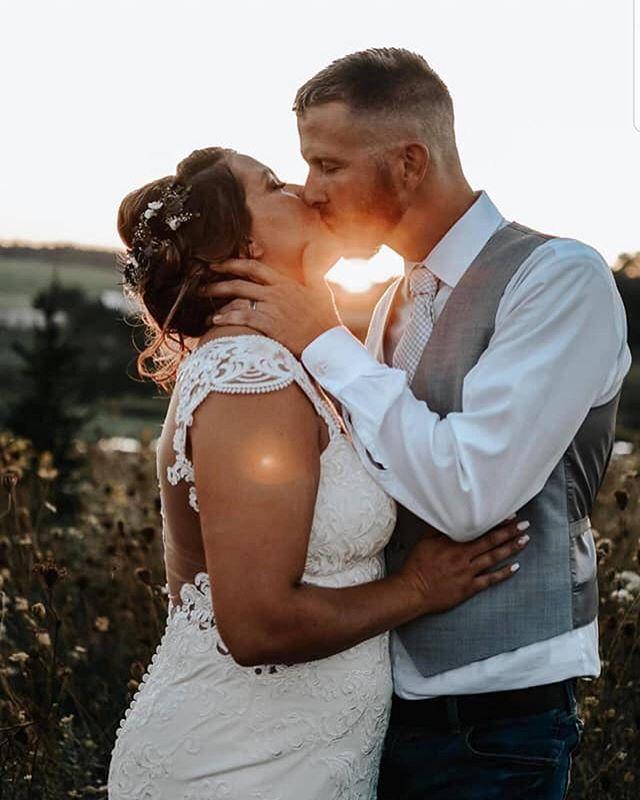 It's #Weddingwednesday and #Evalinesbrid