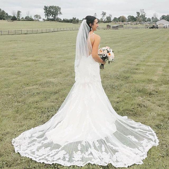 Congratulations to Deanna! The wedding l