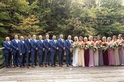 Evalines Bridal Party