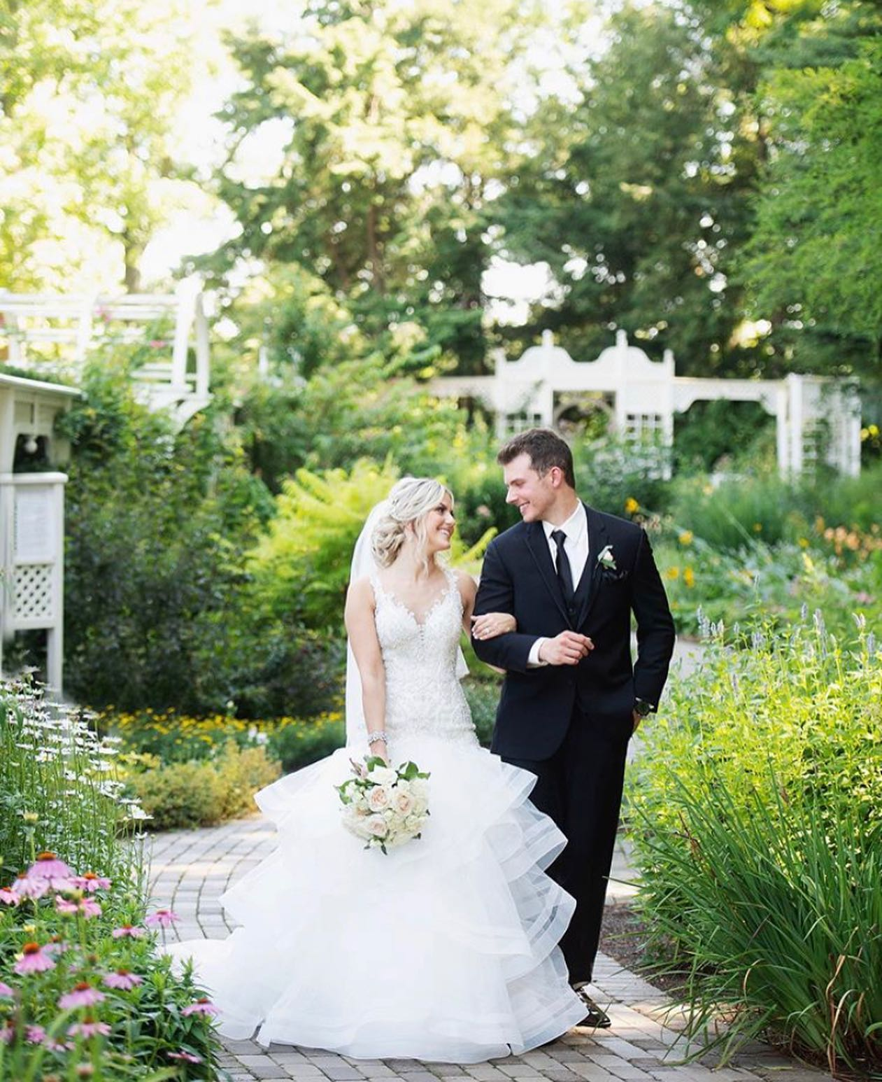 Evalines Bride Megan
