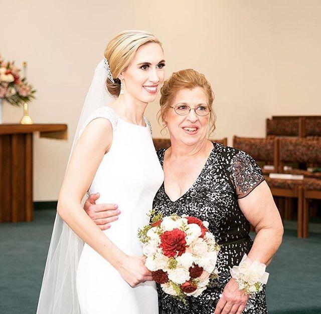 Evaline's Mother of Bride