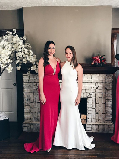 Jovani Prom gowns from Jovani It Girl Event!