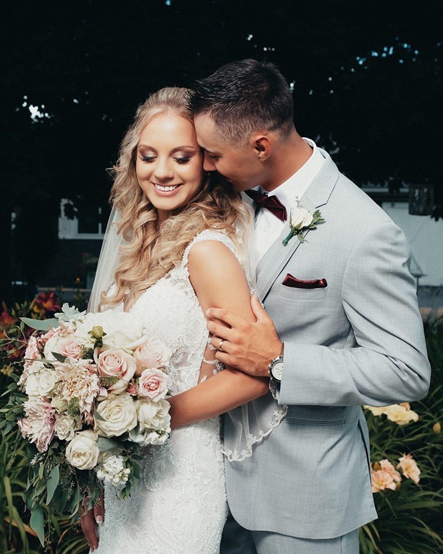 Evalines Bride Ashleigh