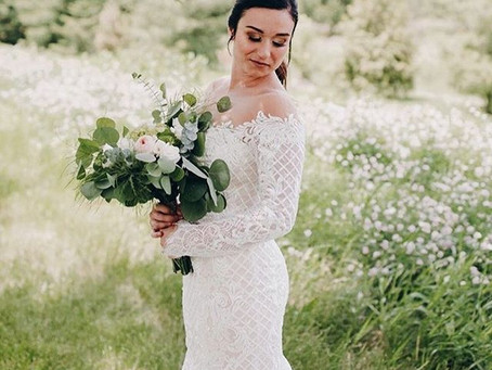 How to Select the Proper Slip for Your Big Day!