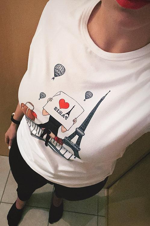 T shirt *Paris*