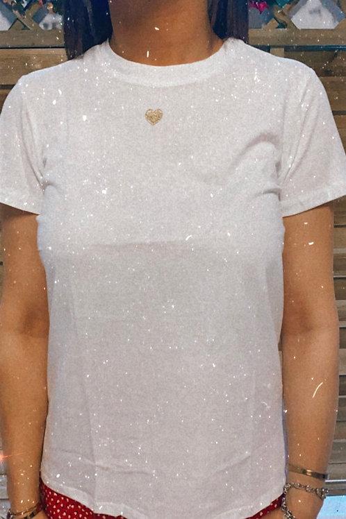 T-shirt petit cœur