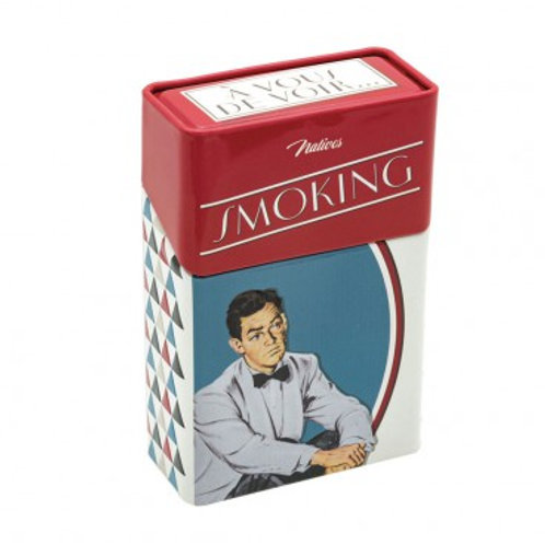 Cigarreira - Smoking no smoking