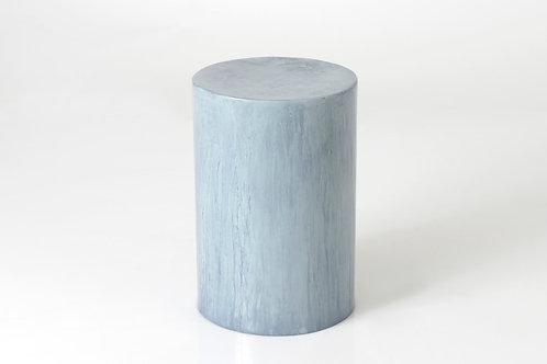 Mesa de apoio azul