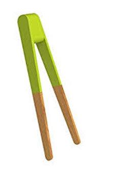 Pinça de bambu para sushi - verde
